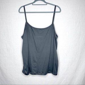 3/$25 NWT Cato Black Adjustable Camisole